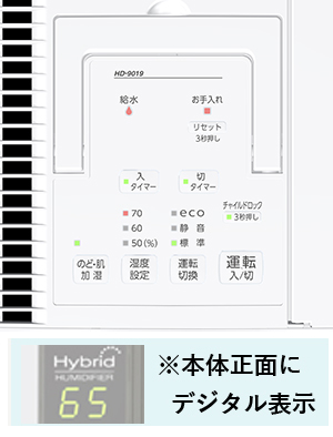 HD-9019液晶画像