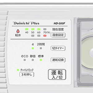 HD-300F液晶画像