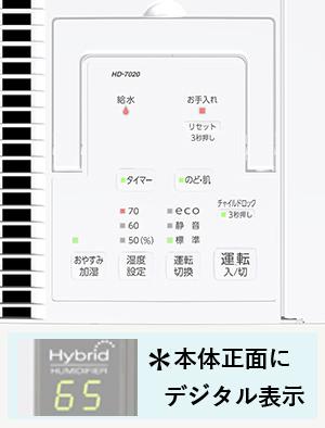 HD-7020液晶画像