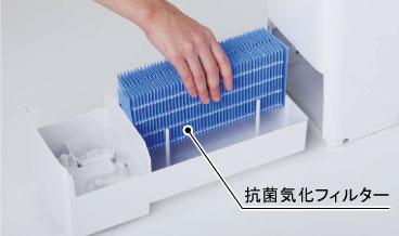 酸 フィルター 加湿 器 クエン